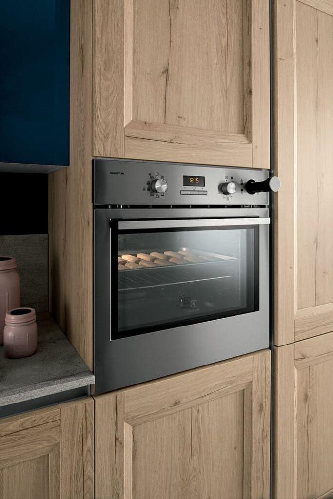 Colombini Casa Cucina Moderna Riviera forno alto 35a