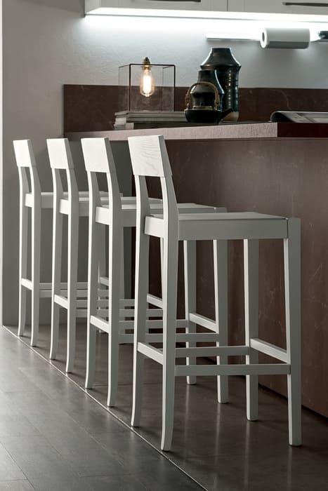 Colombini Casa Cucina Moderna Riviera sgabelli per isola coordinati 14 1