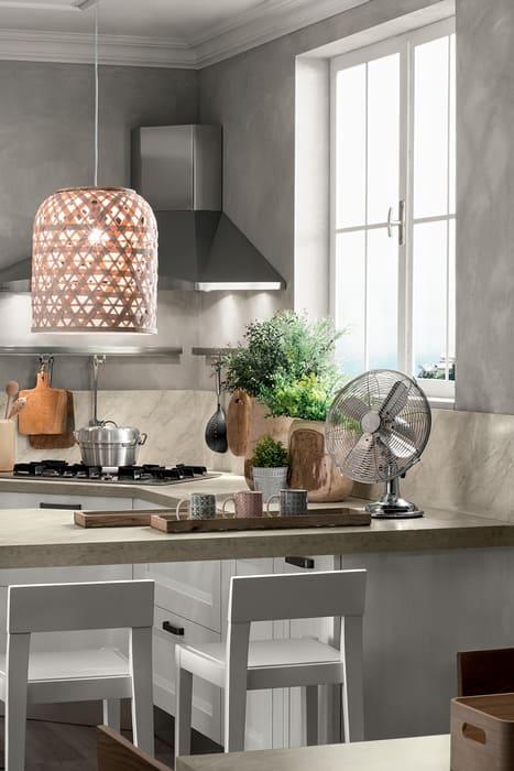 Colombini Casa Cucina Moderna Riviera sgabelli per penisola 83a