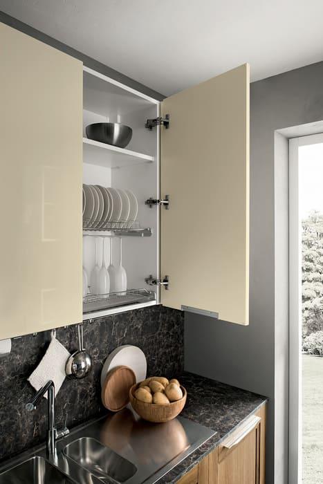 Colombini Casa Cucina Moderna Riviera sportelli avorio 54b