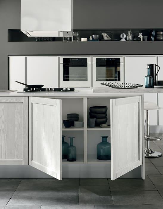 Colombini Casa Cucina Moderna Talea ante telaio pag 59