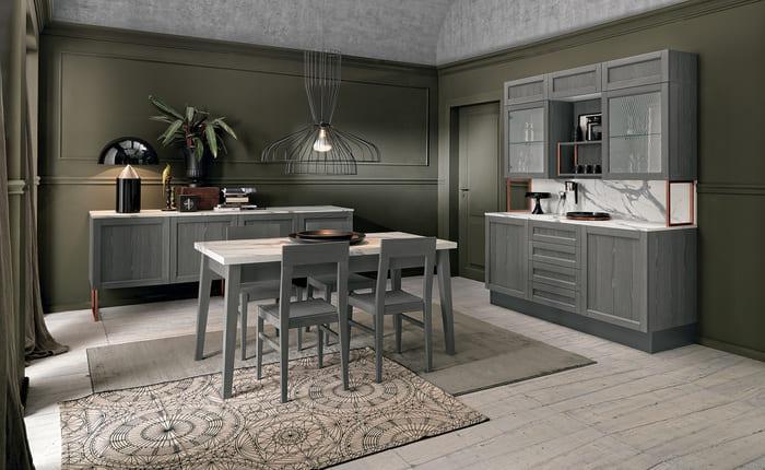 Colombini Casa Cucina Moderna Talea composizione tipo pag 5
