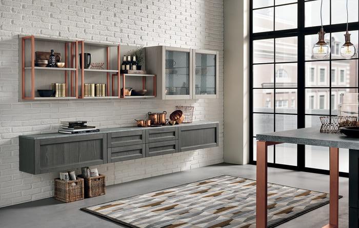Colombini Casa Cucina Moderna Talea elemento groove pag 5