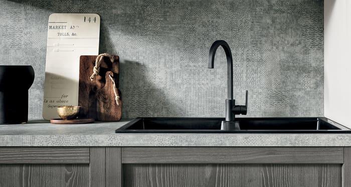 Colombini Casa Cucina Moderna Talea1 lavabo pag 15