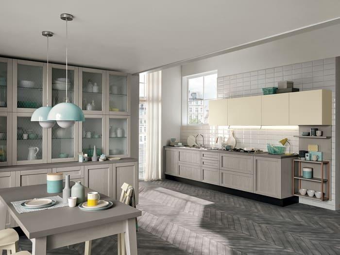 Colombini Casa Cucina Moderna Talea2 composizione tipo pag 30 31
