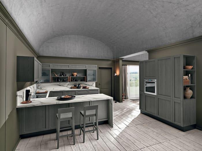 Colombini Casa Cucina Moderna Talea4 composizione tipo pag 68 69