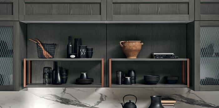 Colombini Casa Cucina Moderna Talea4 elementi Groovepag 77b