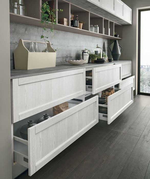 Colombini Casa Cucina Moderna Talea5 cestoni pag 95a