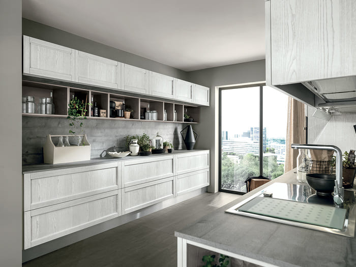 Colombini Casa Cucina Moderna Talea5 composizione tipo pag 92