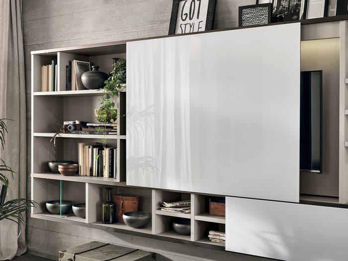 Colombini Casa Cucina Moderna Talea5 corner living pag 101b