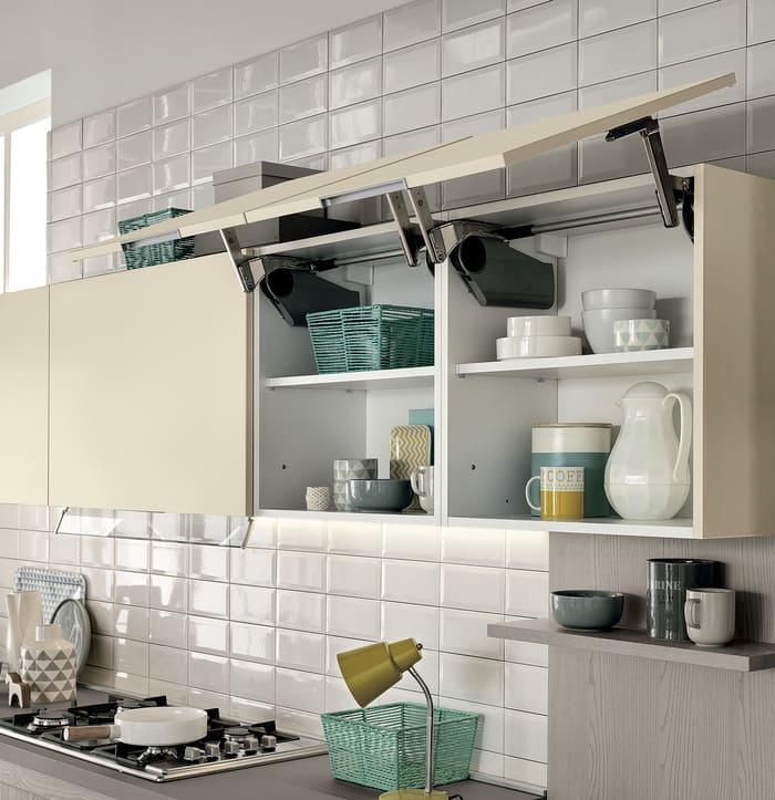 Colombini Casa Cucina Moderna Talea6 ante pag 38b
