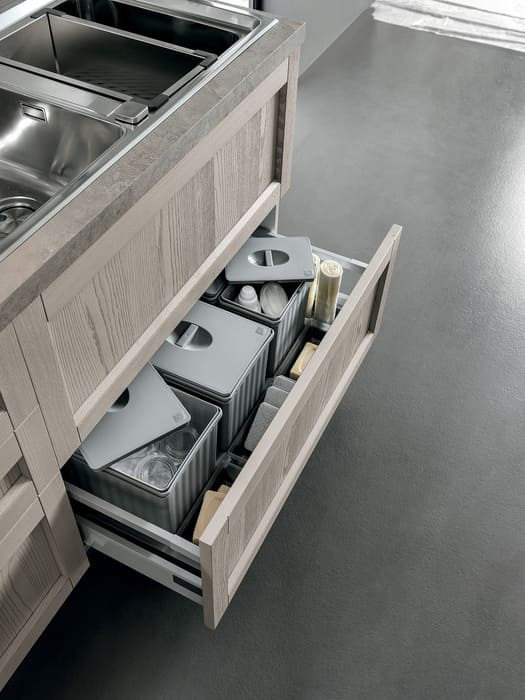 Colombini Casa Cucina Moderna Talea6 cassettone pag 114