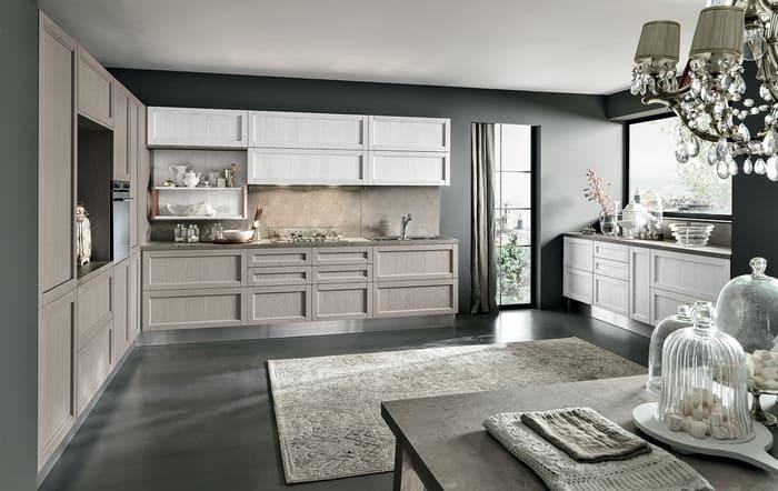 Colombini Casa Cucina Moderna Talea6 composizione tipo pag 112 113
