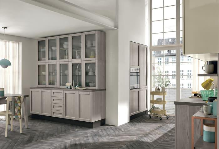 Colombini Casa Cucina Moderna Talea6 composizione tipo pag 37a