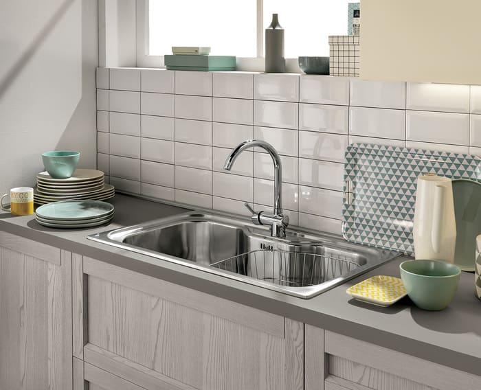 Colombini Casa Cucina Moderna Talea6 lavabo pag 41a
