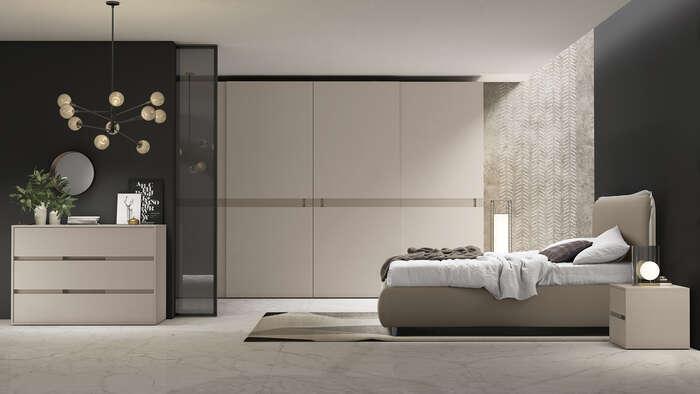 camere matrimoniali complete in stile moderno vitalyty 20