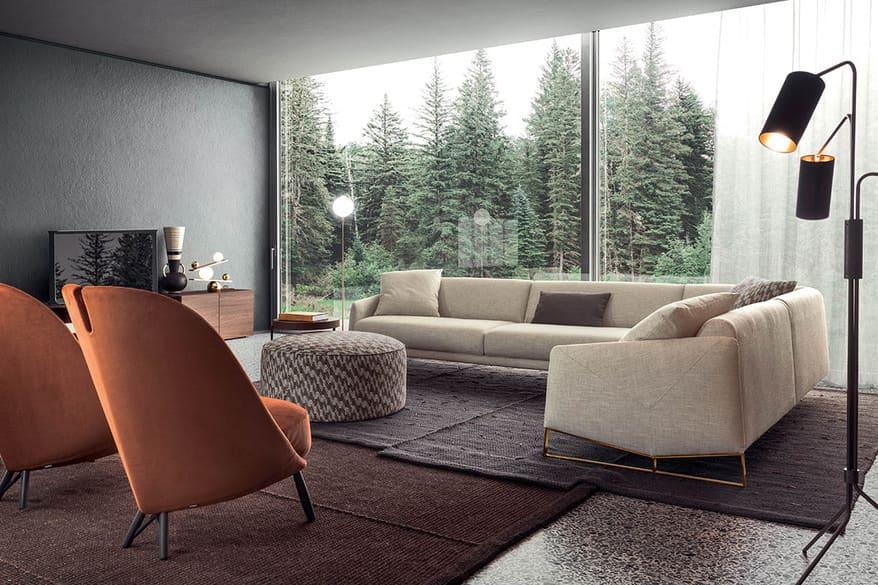 Asolo sofa PIANCA 07 BIG O
