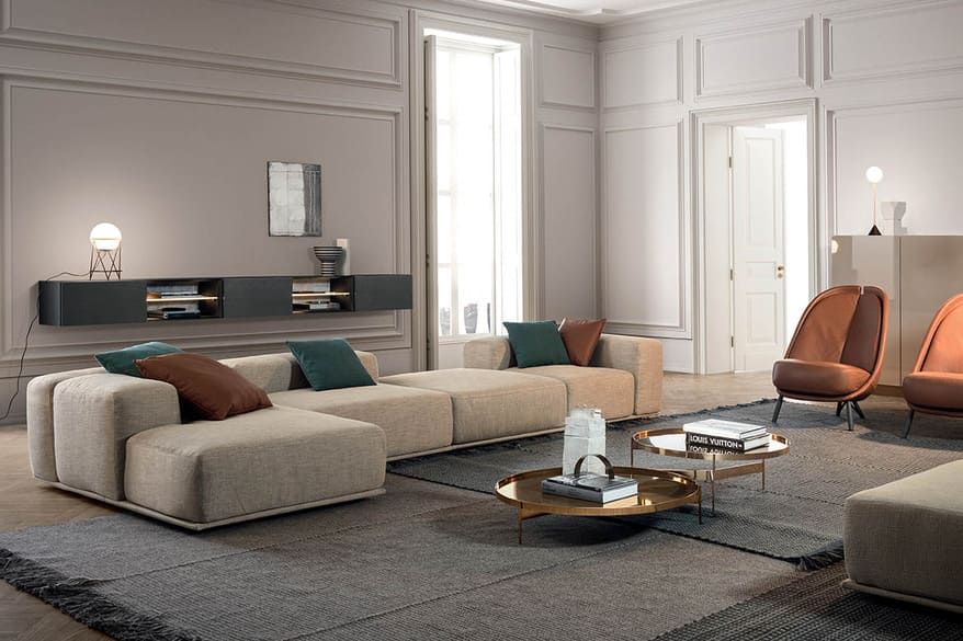 Delano sofa PIANCA 07 BIG O