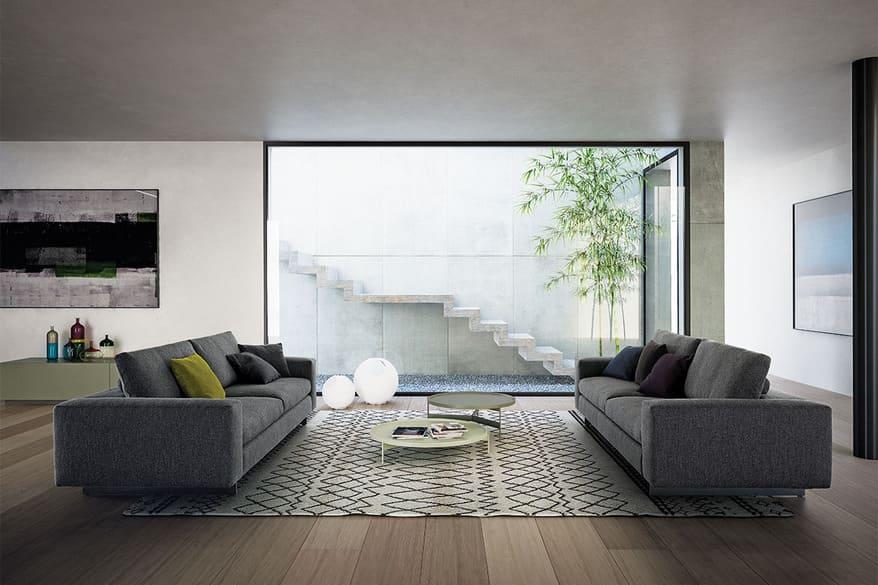 Duo sofa PIANCA 02 BIG