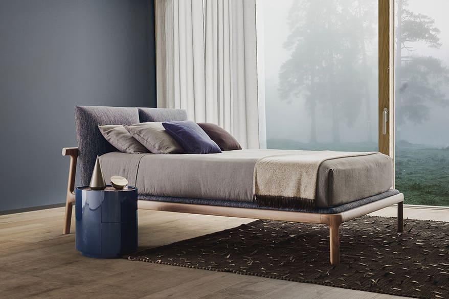 Fushimi Bed PIANCA 02 LARGE O