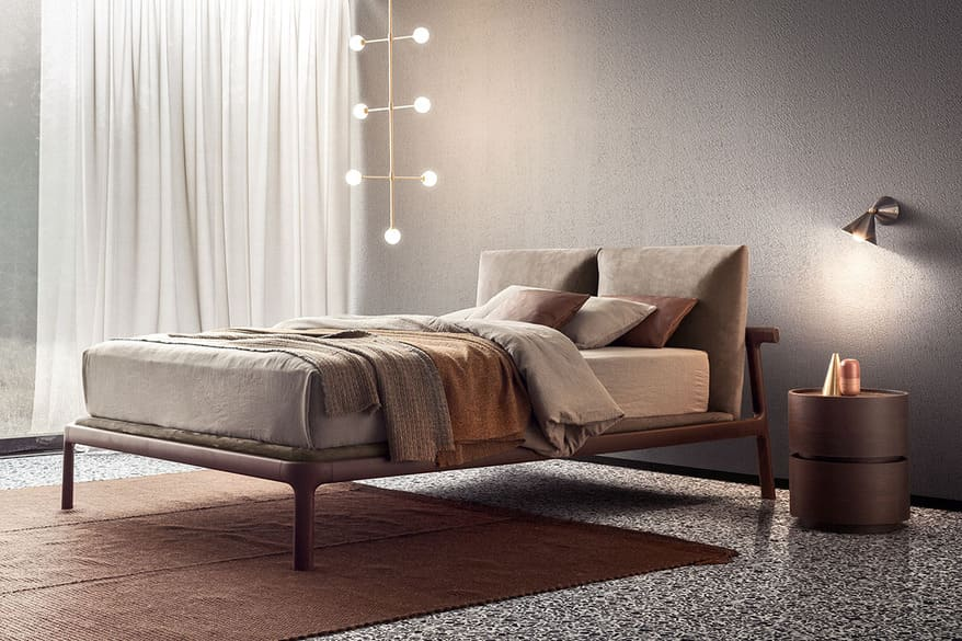 Fushimi Bed PIANCA 05 LARGE O