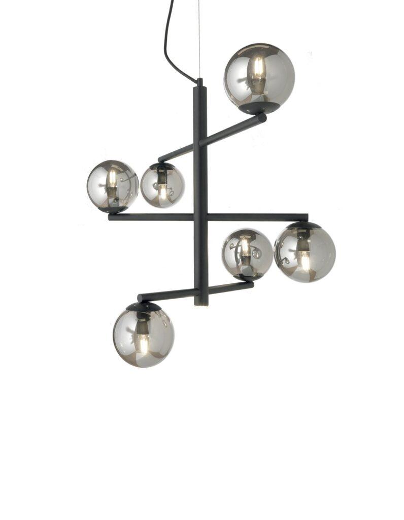 GIZAH LAMP 6L nero x sito