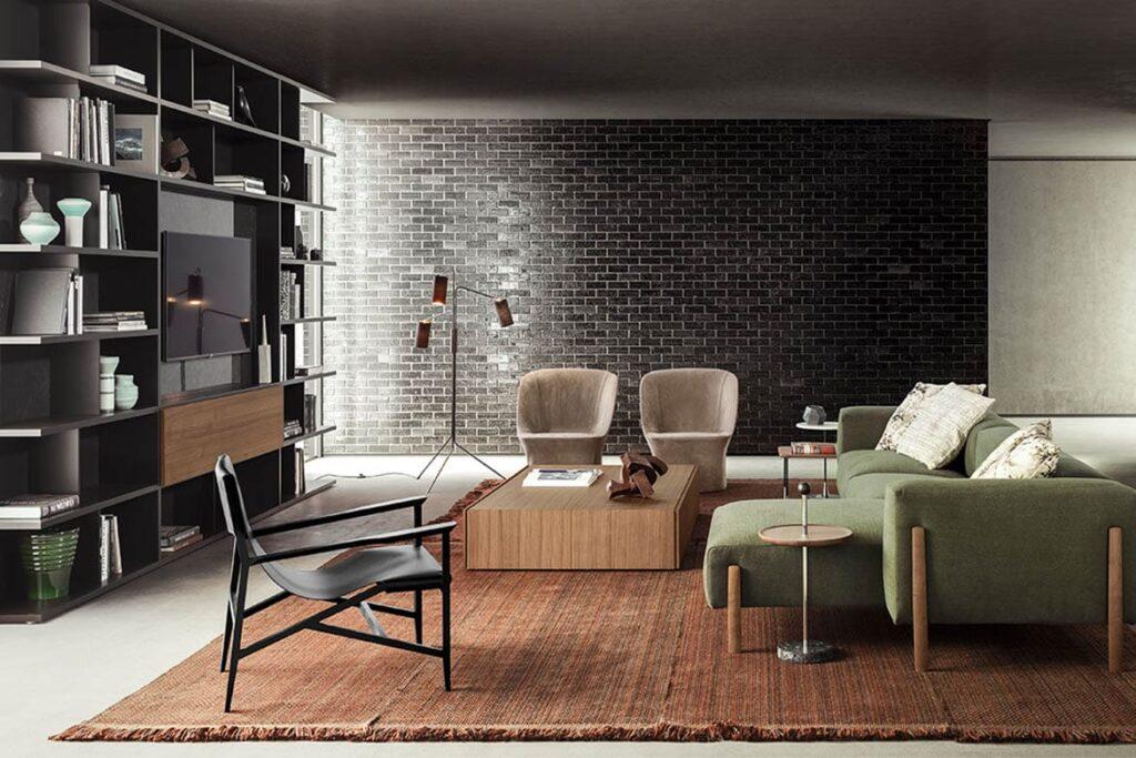 Isotta armchair PIANCA 04 BIG O