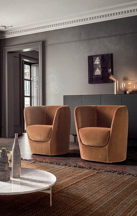 Opla armchair PIANCA 08 BIG V