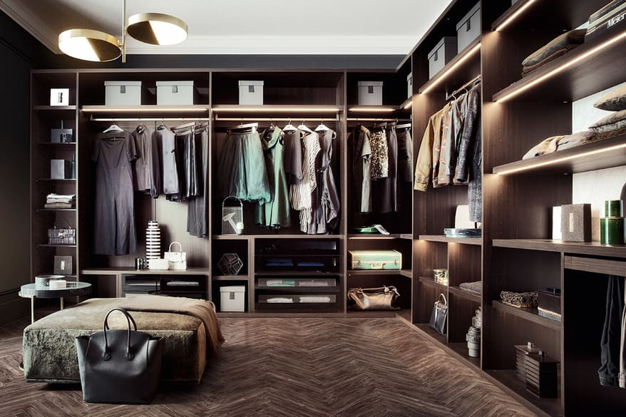 Sipario walk in closet PIANCA 04 BIG O