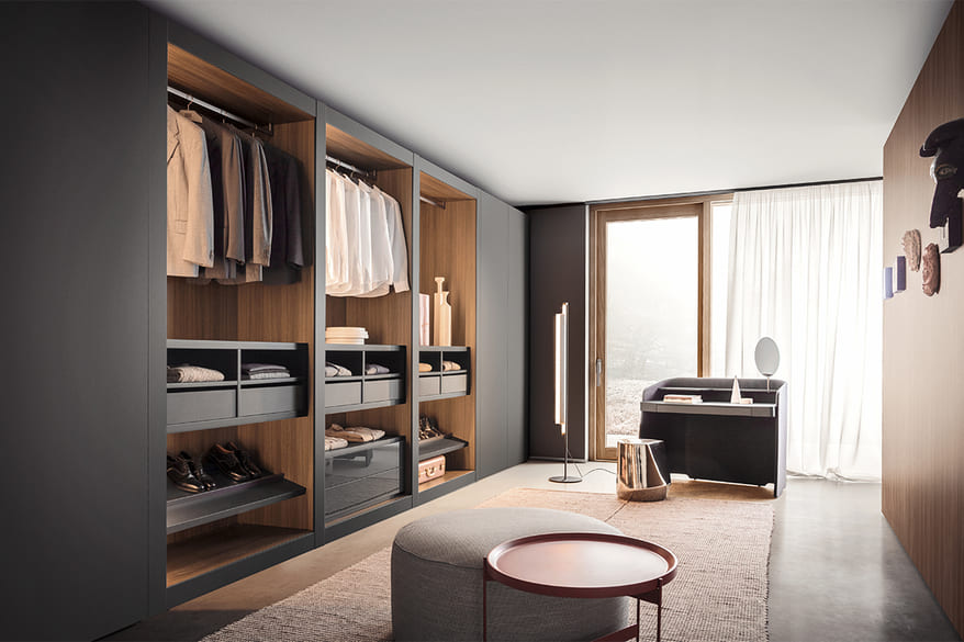 Sipario walk in closet PIANCA 06 BIG O