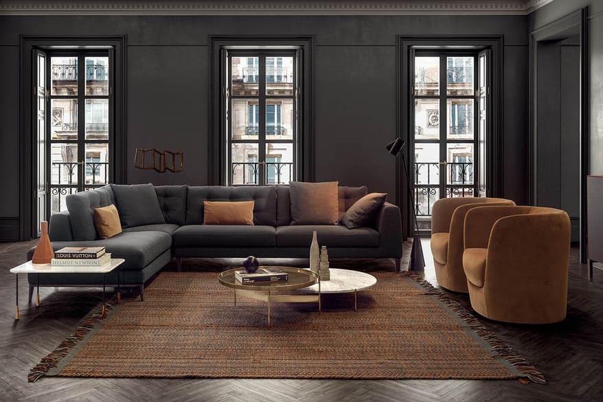 Time sofa PIANCA 07 BIG O