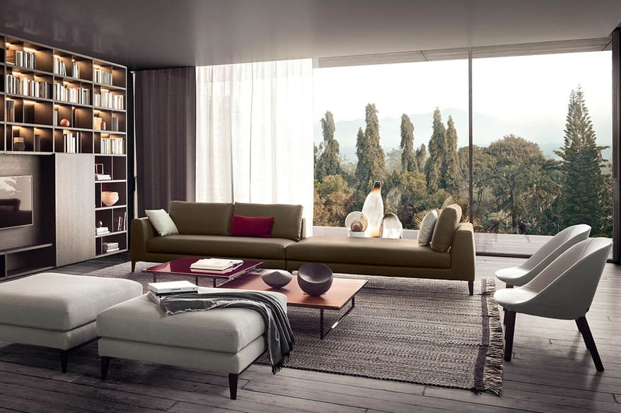 Time sofa PIANCA 10 BIG O